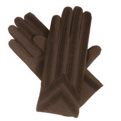 Isotoner Men's Spandex Gloves - Knit Lined