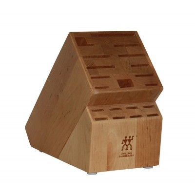 J.A. Henckels 20-Slot Super Knife Storage Block