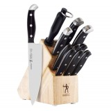 J.A. Henckels International Statement 12-Piece Block Knife Set