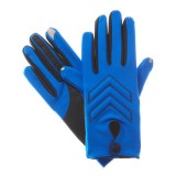 Isotoner Women's smarTouch Brights Modern Chevron Driving Glove