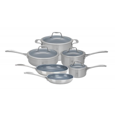 Spirit 10-Piece Cookware Set