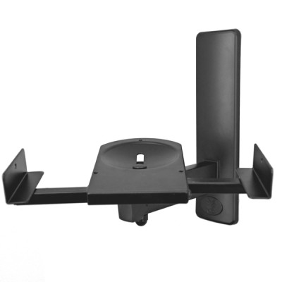 Pinpoint Side Clamping Bookshelf Speaker Wall Mount