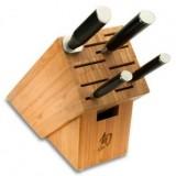 Shun Classic 5-Piece Starter Block Set