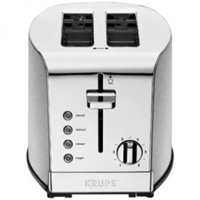 Krups 2 Slice Toaster - Breakfast set