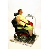 LW Measurements Wheelchair Scale