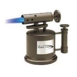 Vector KGM Tri-Pump 3 Jet Torch Table Flame - Gunmetal Satin